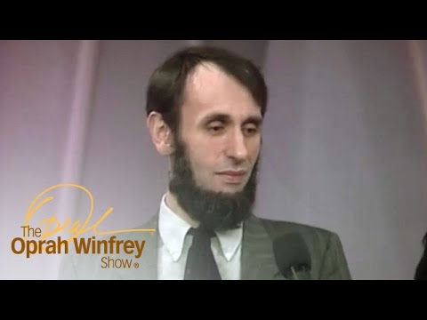 Does This Man Look Like Abraham Lincoln or What? | The Oprah Winfrey Show | Oprah Winfrey Network