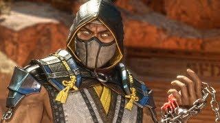 Baixar MORTAL KOMBAT 11 Gameplay - Scorpion vs Scorpion (Customization / Fatal Blow & Fatalities)