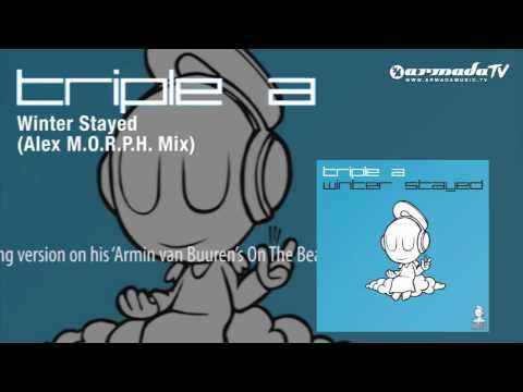 Клип Triple A - Winter Stayed - Alex M.O.R.P.H.