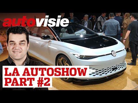 LA Auto Show 2019 beursverslag #2 | Autovisie