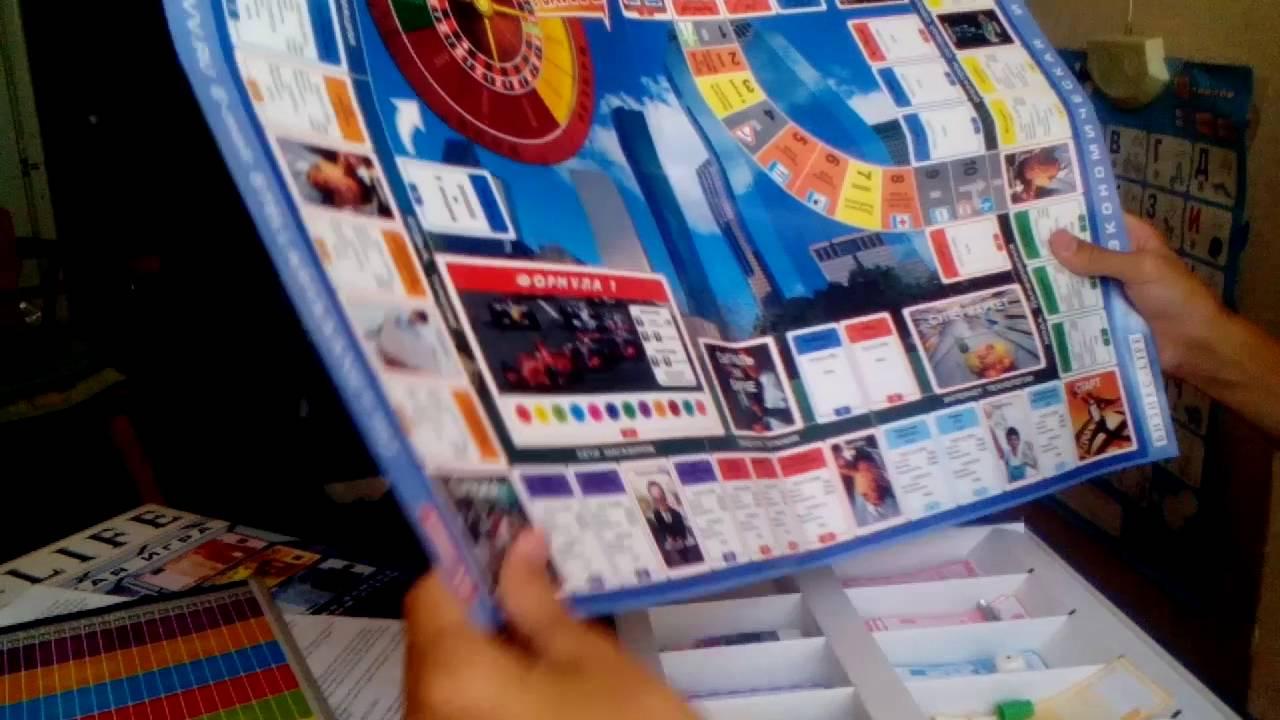 бизнес лайф экономическая игра видео