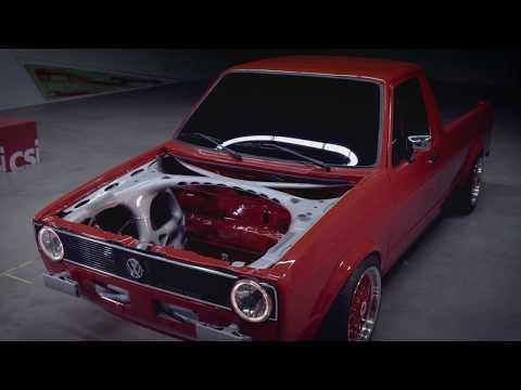 3i-PRINT project: Classic car meets 3D printing technology