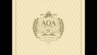 Aoa (에이오에이) - with elvis [full audio], album: 1st album angel's knock, track list:, 01. excuse me , 02. 빙빙 (bing bing), 03. three out, 04. 느낌이 오니 (feeling), 05. 불면증 (can`t sleep), 06. lily (feat. ...