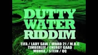 Timberlee Feat Ward 21- Haffi Run Weh (Dutty Water Riddim)