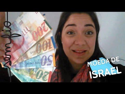 JERUSALÉM - Shekel, a moeda de Israel   Sem Fio.tv