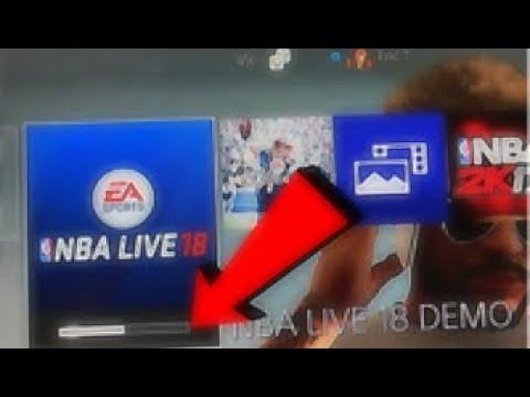 how to play nba live 18 demo