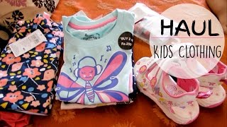 Kids Clothing Haul & Bits!! || Indian Vlog
