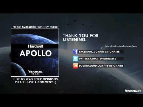 Hardwell - Apollo (Visionaire Remix)