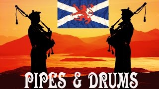 Clansman ~Saor Patrol~ Pipes & Drums.