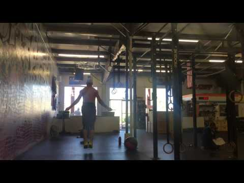 Granite Games Workout #5 - Mark Fischer