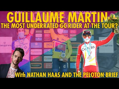 GUILLAUME MARTIN THE BEST OUTSIDE PICK FOR A PODIUM IN PARIS??