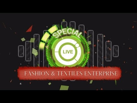 CCI Live Special - Fashion and Textiles with Enterprise Show