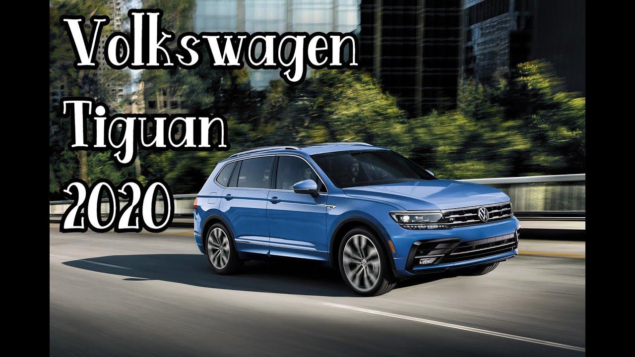 مواصفات و اسعار و تخفيضات فولكس فاجن تيجوان 2020 Volkswagen Tiguan 2020