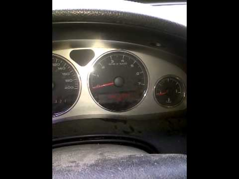 Pontiac Montana SV6 2005 - electrical issue - YouTube