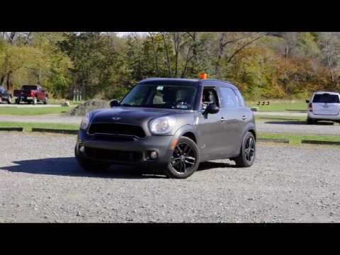 Regular Car Reviews: 2012 Mini Countryman Cooper S
