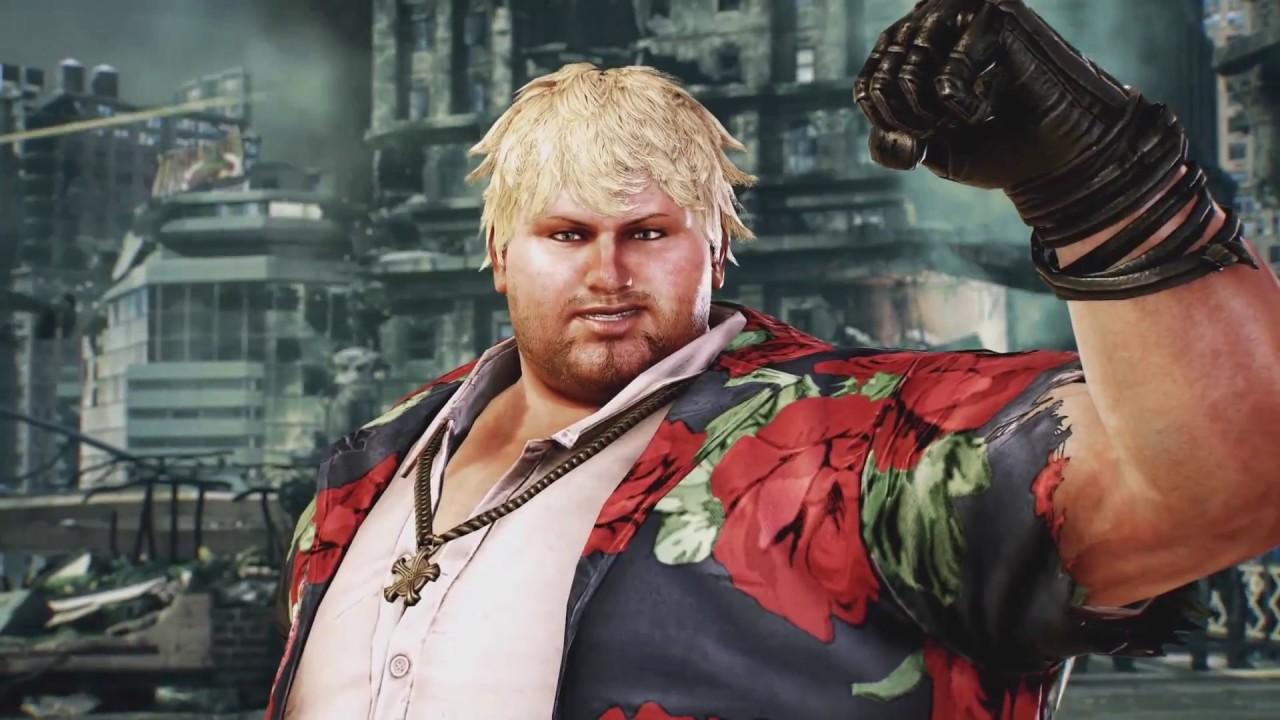 Bob Robert Richards Character Episode Tekken 7 Youtube
