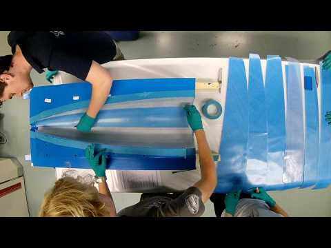 DARE | Stratos III Nosecone creation time-lapse