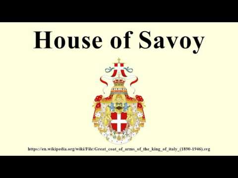 House of Savoy