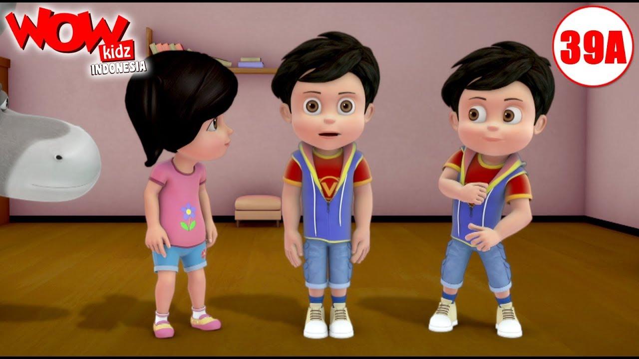 Download Kartun | Vir: The Robot Boy | Kartun Baru | Robot Vir | WowKidz Indonesia