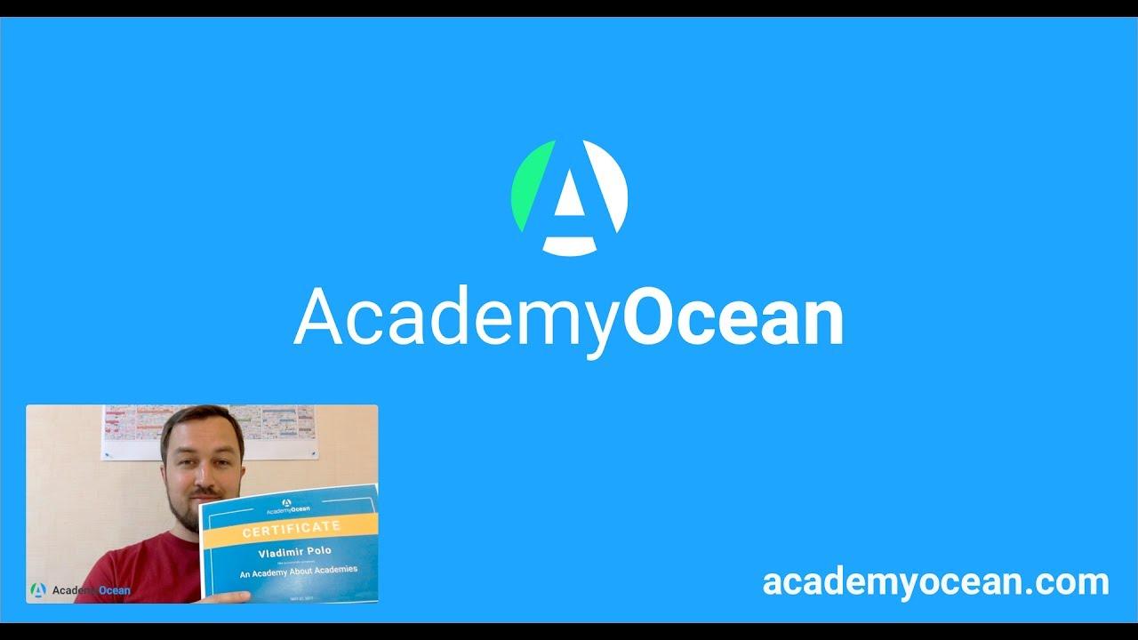 AcademyOcean | YC Startup School 2017