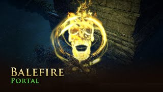 Path of Exile: Balefire Portal