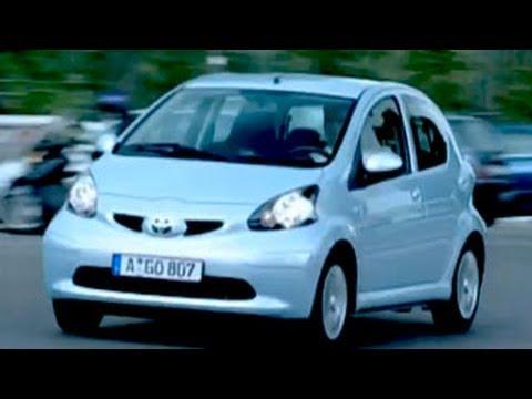 Toyota Aygo 1.0: Der Japan-Knirps im Motorvision-Fahrbericht
