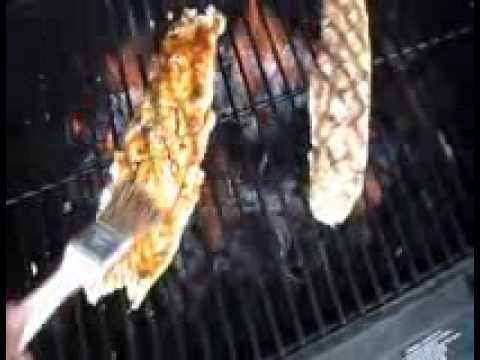 Grilled whiting fillets with a terryaki glaze youtube for How to cook whiting fish