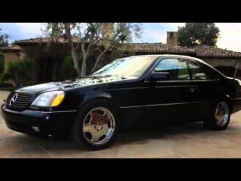 1998 Mercedes Benz Cl600 Coupe In Tucson Az Youtube