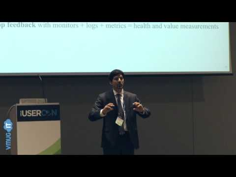 UserCon 2016 - Nutanix Enterprise Cloud strategy and the Journey to DevOps – Mark Lavi, Nutanix
