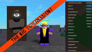 The big tournament of 18 fights-One Piece Legendary Beta-Roblox