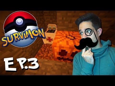 100TIFIKO POKÉMON | SurviMon Pokémon En Minecraft | Episodio 3