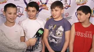 Фестиваль ГТО в школе - интернат