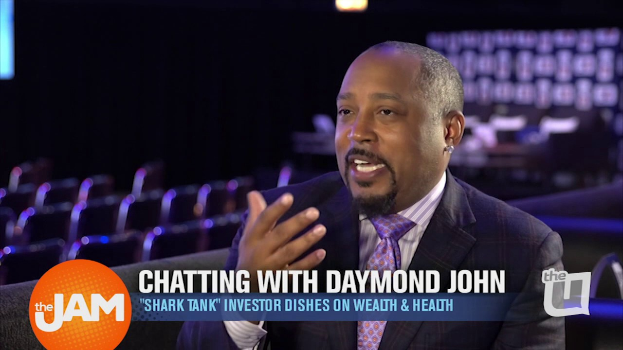 Daymond John Shares The Key To Getting Rich Youtube