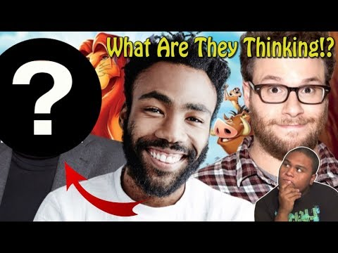 The BIGGEST Problem with The Lion King Remake Casting