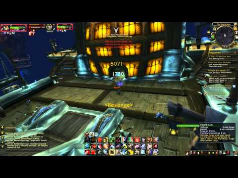 WoW Cataclysm - All our friends are Dead and The Admirals Cabin