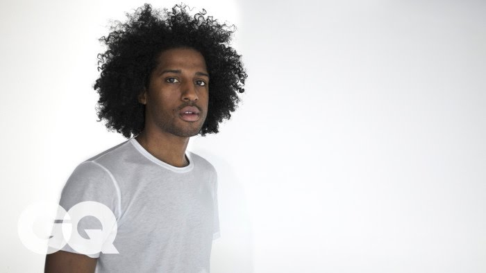 style afro grooming
