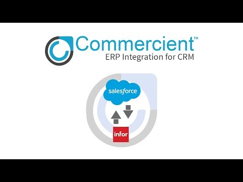 SYNC Integration for Infor and Salesforce