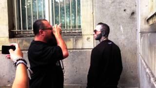 Joker Brand Bright Tradeshow 2013 with Estevan Oriol
