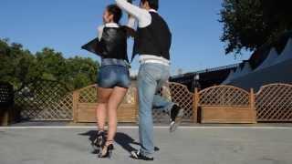 Salsa Dancing Walter & Magda (Italy)