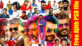 Download lagu Free Ajith psd file collection