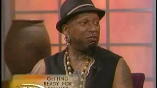 Zulu featured on the Montel Williams Show