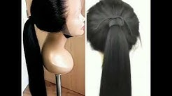 Thanksgiving on sale Brazilian virgin silk top 360 frontal wig human hair with baby hair BeaHairs