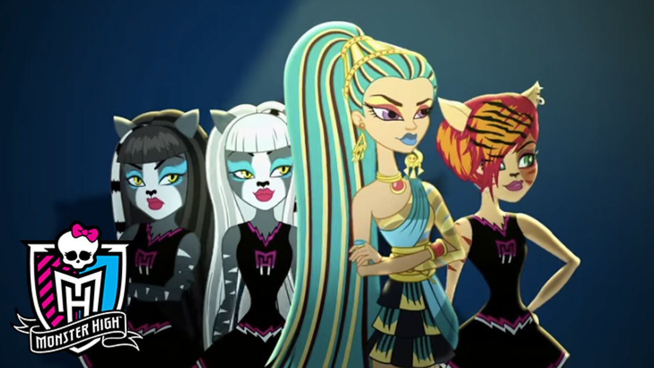 Monster mashionals part two monster high youtube - Monster high youtube ...