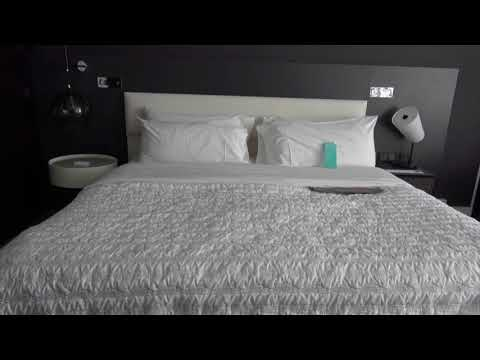 Hotel Review: Le Méridien, Stuttgart, Baden-Württemberg, Germany - August, 2017