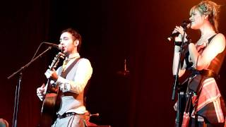 Charlie Winston - Nadeah Miranda - Soundtrack to falling in love - Rennes