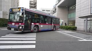 東急バス瀬田営業所S871、弦巻営業所T1731