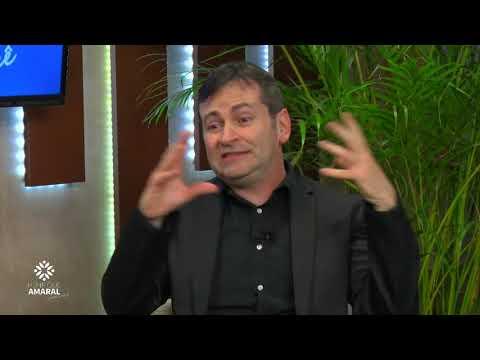 Henrique Amaral com Você - Entrevista com Henrique Amaral