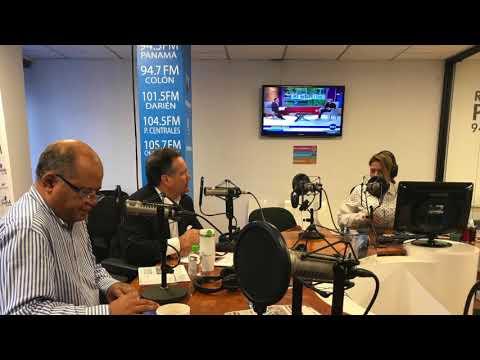 Entrevista en Radio Panamá con Edwin Cabrera - 10 de Enero de 2018