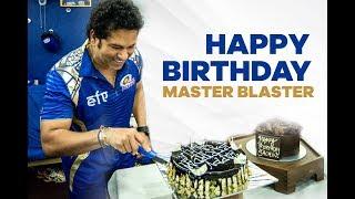 Скачать Happy Birthday Master Blaster Sachin Tendulkar Mumbai Indians