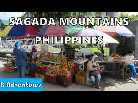 Sagada: Filipino Food, The Rock Inn, Bus, Philippines S1 Ep23